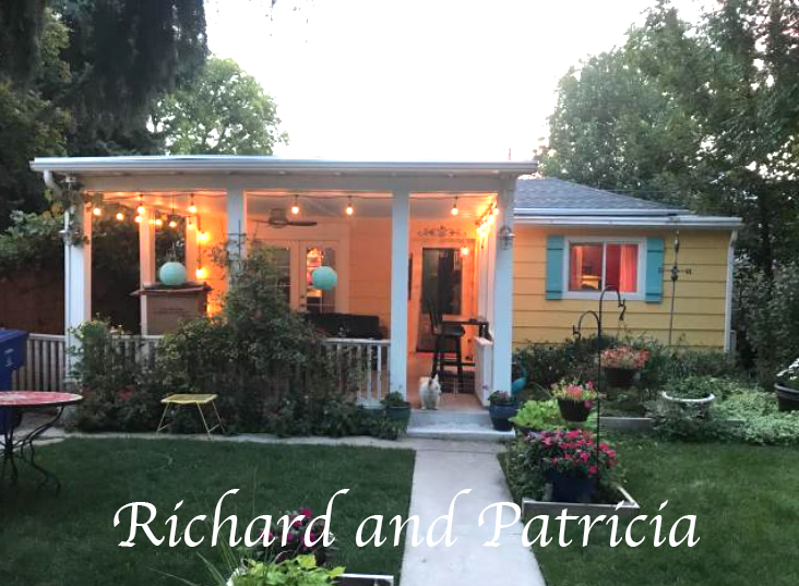 Richard and patricia